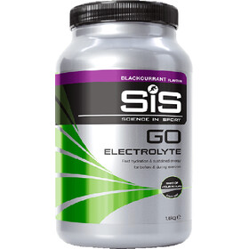 SiS GO Electrolyte Drink Tub 1,6kg, Blackcurrant